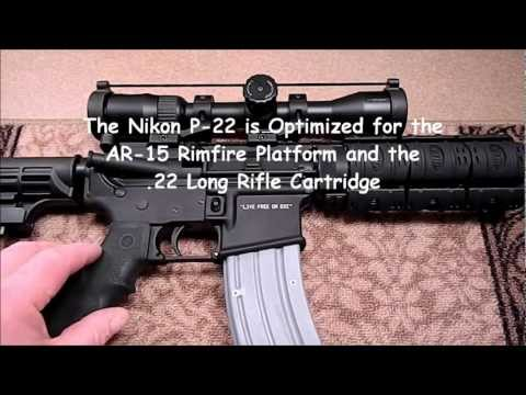 AR-15 Dedicated .22 Caliber Upper Receiver Assembly Video