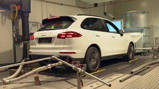 Dreckschleuder Diesel: Schwerer Verdacht gegen den Porsche Cayenne