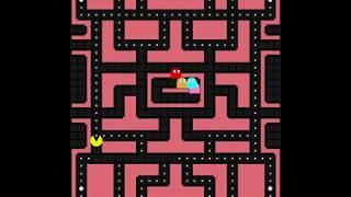 Ms Pacman C++ OpenGL (2) Update