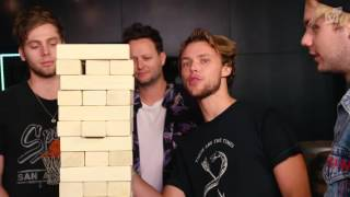 Download Lagu 5 Seconds of Summer Live: Stripped & Intimate - Play Jenga    with a twist Gratis STAFABAND