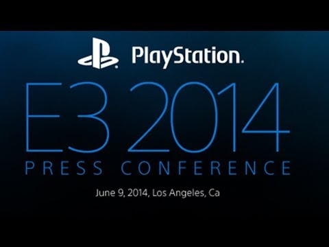 Sony's Entire Press Conference - E3 2014