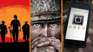 Red Dead Redemption LIVE ACTION? + Call of Duty Hate Train OVER + Uber is CRIMINAL? - The Know