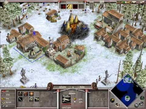 Age Of Mythology: El Regreso Del Dominio Titan, Cap9: esperando la caja