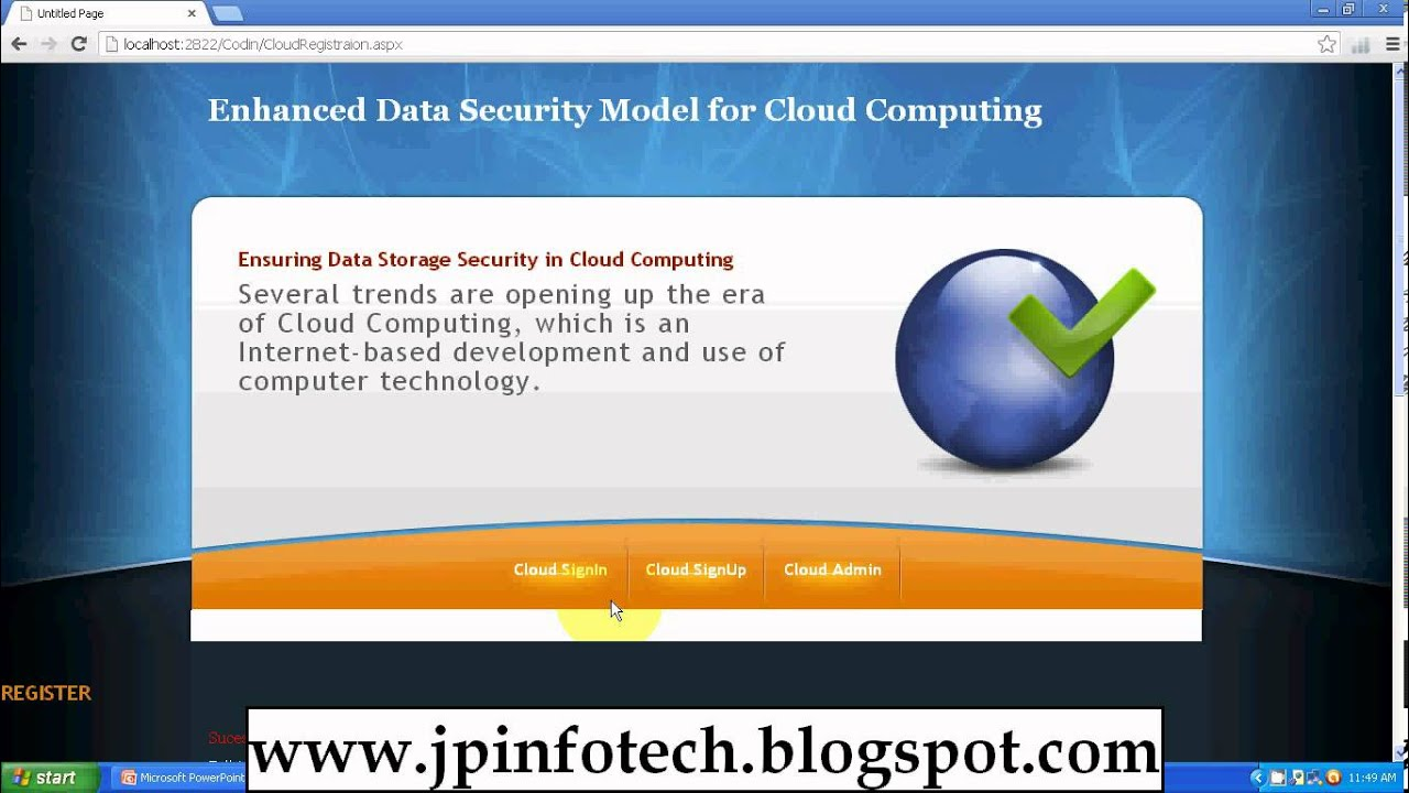 "thesis security cloud computing ""cloud computing's effect on enterprises"" "" in terms of cost and security"" master's thesis, 15ects supervisor: mr odd steen submitted: january, 2011."