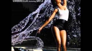 Rihanna Video - Rihanna - Umbrella (Instrumental + Lyrics)