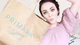 Primark Haul August 2016! | Becca Rose