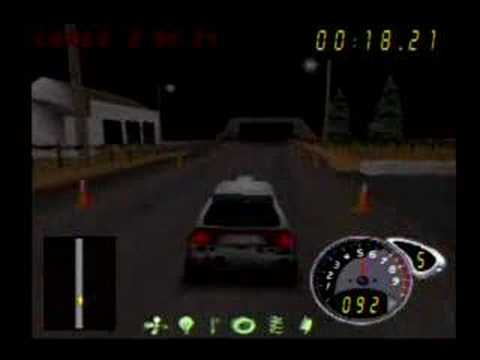 Top Gear Rally 2 - Amateur License Final