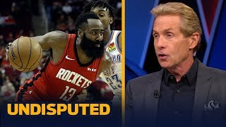 Skip Bayless on why the Rockets are about to become a force in the West | NBA | UNDISPUTED
