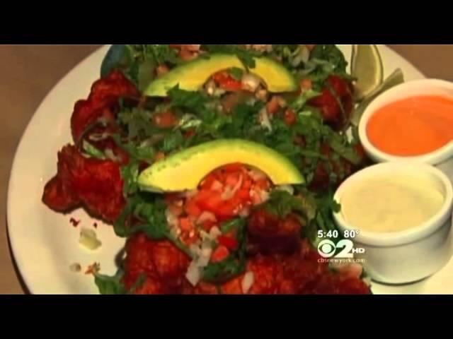 CBS TV's Tony Tantillo Dining Deals Spotlight on Mole