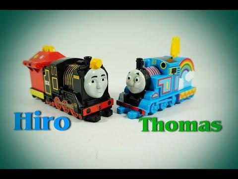 รีวิวรถไฟโทมัสและเพื่อน จากแมคโดนัลด์ EP.1/3   McDonald Thomas Toys