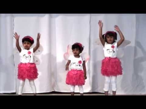 Minna Minni - Action Song video
