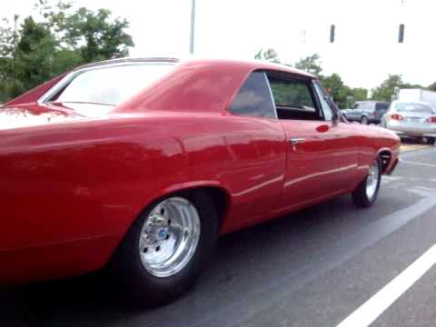 $25,995, For Sale, 1967 Chevy Chevelle Drag Radial~~~SOLD ...