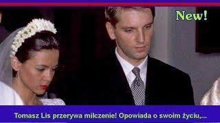 Tomasz Lis przerywa milczenie! Opowiada o swoim życiu, gdy był mężem Kingi Rusin!
