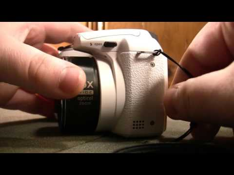 GE X5 DSLR Style Digital Camera Review & Test