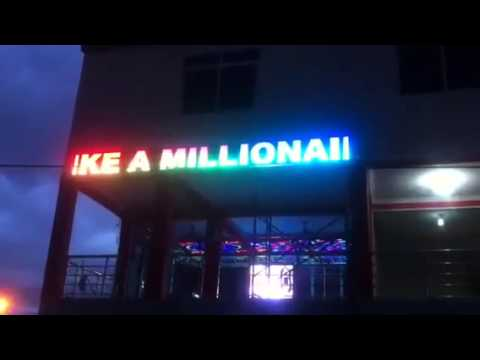 Where to buy modern led light display signage for your today business, by APPA led ghana accra.