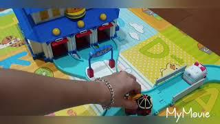 Robocar Poli Headquarter Playset