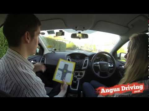 Roundabouts Lesson Video (Driving Test Tips)...AngusDriving (Edinburgh)