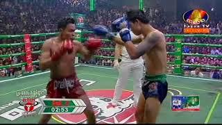 Kun Khmer   Cambodian Boxing   Brodal Khmer