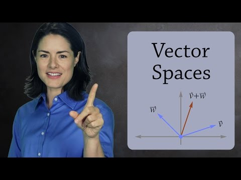 Vector space basis example
