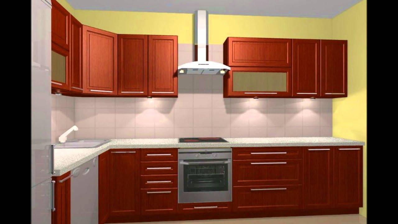 Projekty mebli kuchennych  YouTube -> Kuchnie Ikea Na Wymiar Opinie