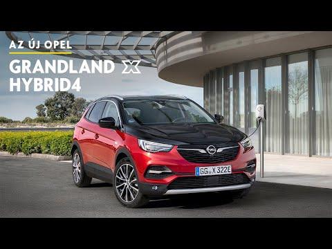 Az Opel új plug-in hibrid SUV modellje.