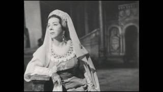 Giulietta Simionato - O mio Fernando - Favorita - Donizetti - 1963