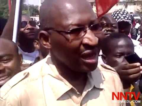 #occupyenglish - Hon. Patrick Obahiagbon On Fuel Subsidy Removal video