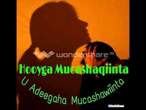 Geraar Jaceyl by Hooyga mucashaqiinta