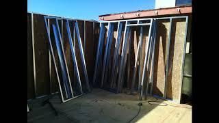 Construcción de Habitaciones en Metalcon