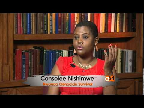 Rwanda Genocide Survivor Pt. 1