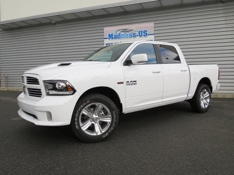 2013 dodge ram sport 4x4 crew cab no car no fun muscle cars and power cars. Black Bedroom Furniture Sets. Home Design Ideas