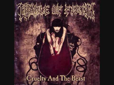 Cradle Of Filth - Twisting Further Nails