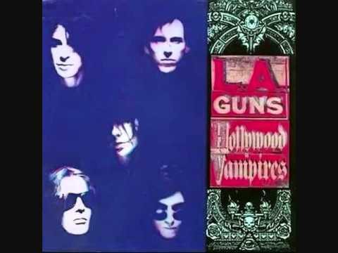 LA Guns - Big House