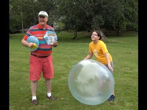 Wubble Bubble Ball Review- Half Bubble-Half Ball | EpicReviewGuys...