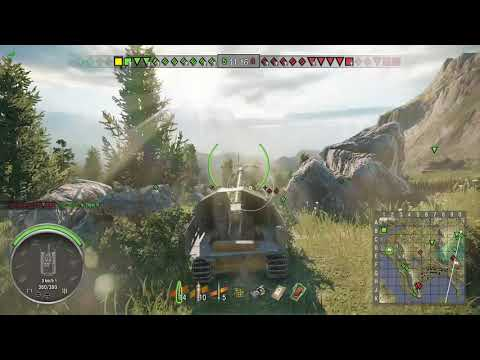 World of Tanks Xbox one G.W. Panther 2 Kills