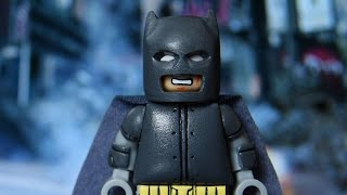 LEGO Custom Minifigure [Inspired by Frank Miller Batman The Dark Knight]