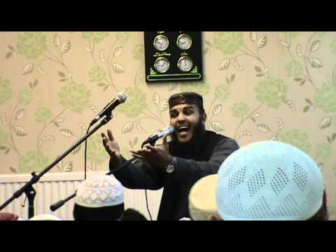 Hafiz Abu Bakr - Bangla Naat In Rabbaniah Islamic Centre Cardiff 10 06 2012 video