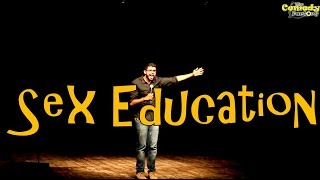 AAKASH MEHTA | SEX EDUCATION | STAND UP COMEDY