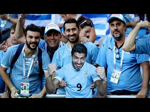 Победа Уругвая обеспечила России выход в плей-офф ЧМ-2018…