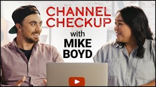 What Do People Search to Find You? | Channel Check-Up ft. Mike Boyd