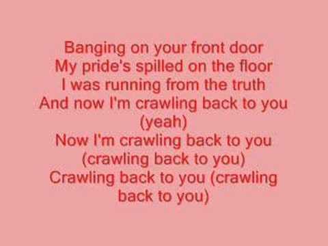 Backstreet Boys - Crawling Back To You lyrics :]