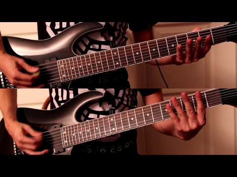 I Declare War - I, Tormentor Guitar Instructional Video