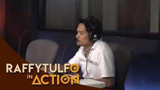 Lalaki na nanaboy ng kumukulong tubig sa misis muntikan nang matadyakan ni Raffy Tulfo!