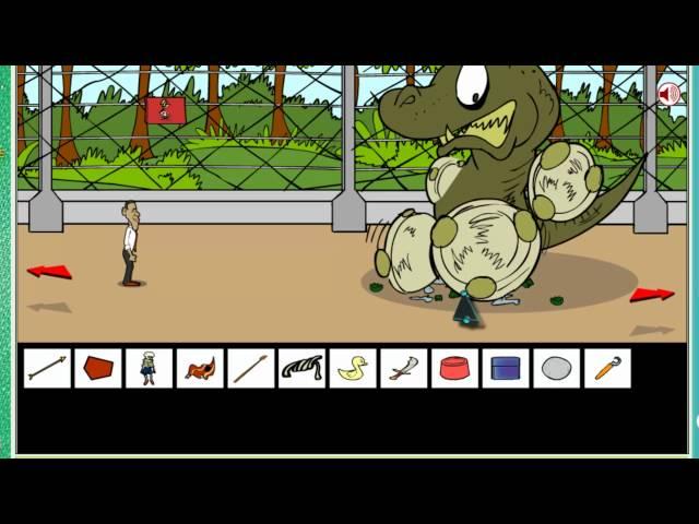 Obama Jurassic Park Solucion