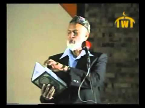 What The Bible Says About Muhammad (pbuh) - By Sheikh Ahmed Deedat video
