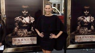 "Alicia Vela-Bailey ""Annabelle: Creation"" Premiere in Los Angeles"