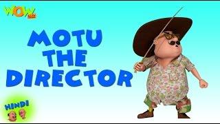 Download Motu The Director- Motu Patlu in Hindi - 3D Animation Cartoon -As on Nickelodeon 3Gp Mp4