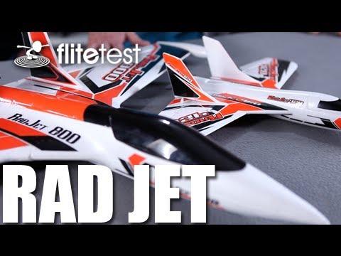 Flite Test - Rad Jet - REVIEW