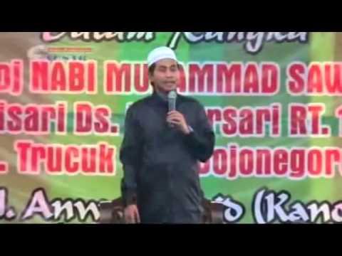 DAKWAH REEFAH   CERAMAH KH ANWAR ZAHID TERBARU  HUKUM RENTENNIR DALAM ISLAM