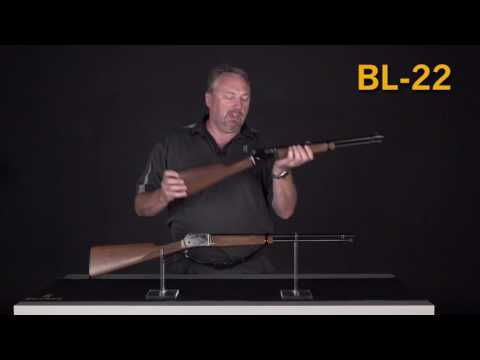 BL-22. The World's Fastest Little Lever Action 22.